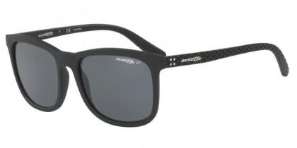 Arnette 0AN4240 CHENGA 01/81 Matte Black - Polarized Grey