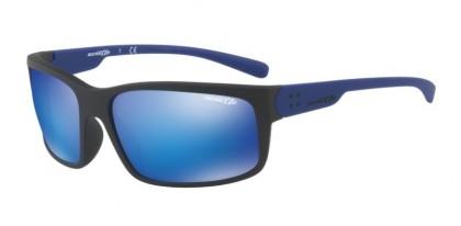 Arnette 0AN4242 FASTBALL 2.0 251125 Matte Black - Green Mirror Light Blue