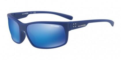 Arnette 0AN4242 FASTBALL 2.0 255925 Matte Blue - Green Mirror Light Blue