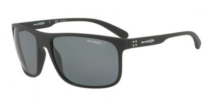 Arnette 0AN4244 BUSHING 01/81 Matte Black - Polarized Grey
