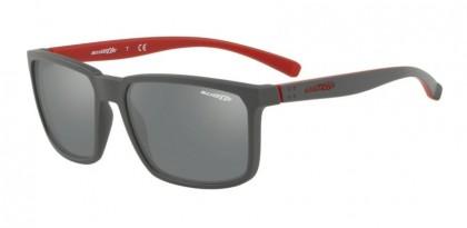 Arnette 0AN4251 STRIPE 25736G Matte Grey - Grey Mirror Silver