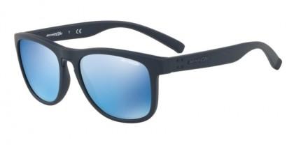 Arnette 0AN4252 WOKE 215355 Blue Rubber - Blue Mirror Blue