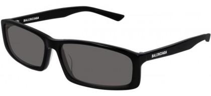 Balenciaga BB0008S-001 Black - Grey