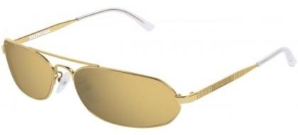 Balenciaga BB0010S-004 Gold - Gold