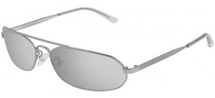 Balenciaga BB0010S-005 Silver - Silver