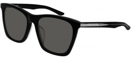 Balenciaga BB0017SK-001 Black - Grey