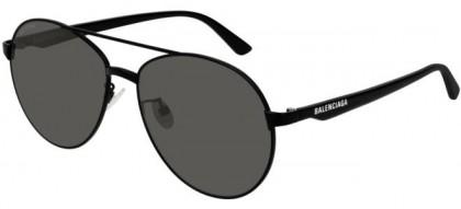 Balenciaga BB0019SK-001 Black - Grey