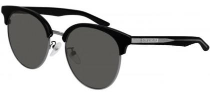 Balenciaga BB0020SK-001 Black - Grey