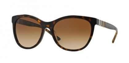 Burberry 0BE4199 300213 Dark Havana - Brown Gradient