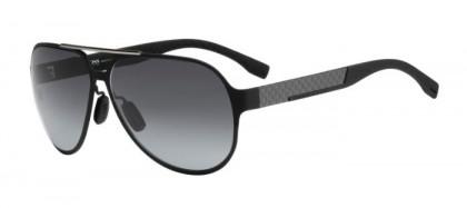 Hugo Boss - BOSS 0669 / S HXJ  (HD) Black Carbon - Grey Gradient