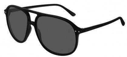 Bottega Veneta BV0224S-001 Black  - Grey