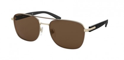 Bvlgari 0BV5050 205273 Matte Brown/Matte Pale Gold - Brown