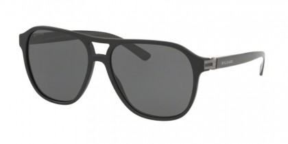 Bvlgari 0BV7034 531387 Matte Black - Grey