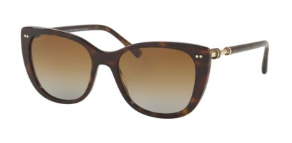 Bvlgari 0BV8220 504/T5 Dark Havana - Polar Brown Gradient