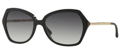 Burberry 0 BE  4193 30018G Black - Gray Gradient
