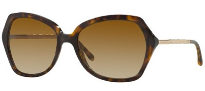 Burberry 0 BE  4193 3002T5 Dark Havana - Brown Gradient Polarized