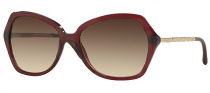 Burberry 0 BE  4193 301413 Bordeaux - Brown Gradient