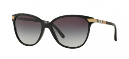 Burberry 0BE4216 30018G Black - Gray Gradient