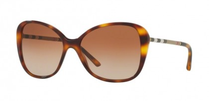 Burberry 0BE4235Q 331613 Light Havana - Brown Gradient