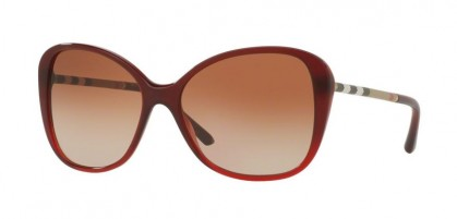 Burberry 0BE4235Q 362513 Bordeaux Gradient - Brown Gradient