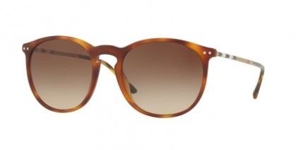 Burberry 0BE4250Q 331613 Light Havana - Brown Gradient