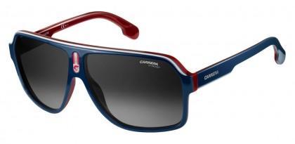 CARRERA 1001/S 8RU/9O Blue Red - Grey Shaded