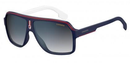 CARRERA 1001/S 8RU (KM) Blue Red White - Gray Gradient