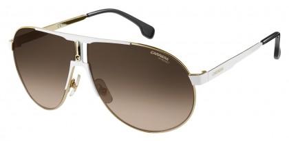 CARRERA 1005/S B4E/HA Gold White - Brown Shaded