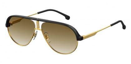 CARRERA 1017/S 2M2/86 Black Gold - Brown Gradient