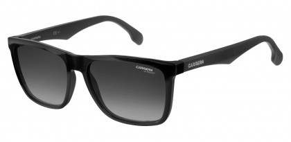 CARRERA 5041/S 807/9O Black - Grey Shaded