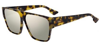 Christian Dior DIORHIT EPZ (QV) Yellow Havana - Gray