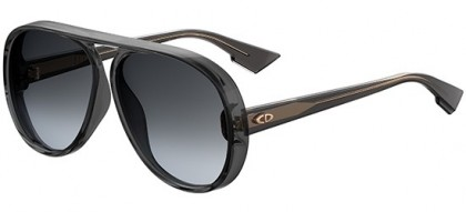 Christian Dior DIORLIA KB7 (1I) Grey - Grey Shaded