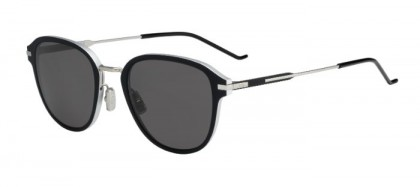 CHRISTIAN DIOR HOMME AL13.9 TC0 (NR) Black Silver - Dark Grey