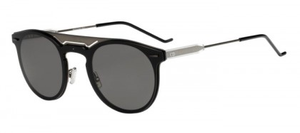 CHRISTIAN DIOR HOMME DIOR0211S M2H (2K) Metal Black - Grey