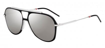 Dior Homme DIOR0224S N7I/0T Matte Black Crystal - Grey