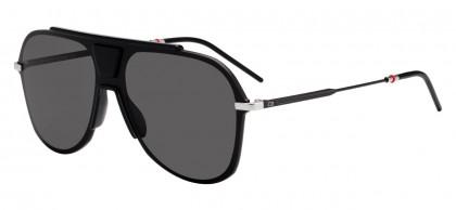 Dior Homme DIOR0224S O6W/2K Matte Black - Grey