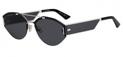 Dior Homme DIOR0233S 010/2K Palladium Grey Black - Grey