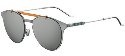 Dior Homme DIORMOTION1 KJ1 (T4) Ruthenium Orange - Grey Silver