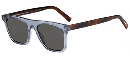 Dior Homme DIORWALK 889 (2K) Transparent Blue Havana - Grey
