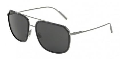 Dolce & Gabbana 0DG2165 0487 Grey Gunmetal - Gray