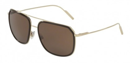 Dolce & Gabbana 0DG2165 48873 Brown Pale Gold - Brown