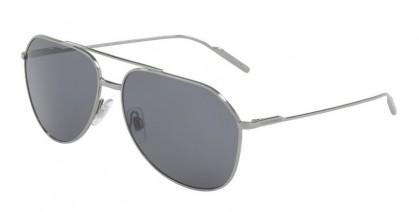 Dolce & Gabbana 0DG2166 04/81 Gunmetal - Grey Polarized