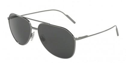 Dolce & Gabbana 0DG2166 04/87 Gunmetal - Gray