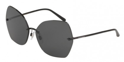 Dolce & Gabbana 0DG2204 01/87 Black - Grey