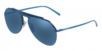 Dolce & Gabbana 0DG2213 132755 Blue - Dark Blue Mirror Blue