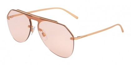 Dolce & Gabbana 0DG2213 1330/5 Matte Rose Gold - Light Pink
