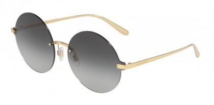 Dolce & Gabbana 0DG2228 02/8G Gold - Grey Gradient