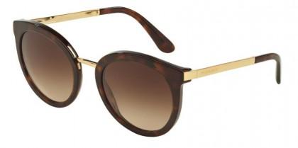 Dolce & Gabbana 0DG4268 502/13 Havana - Brown Gradient