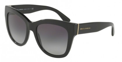 Dolce & Gabbana 0DG4270 5018G Black - Grey Gradient