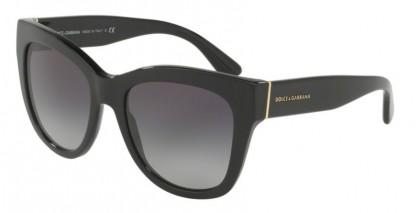 Dolce & Gabbana 0DG4270 5018G Black - Grey Gradient